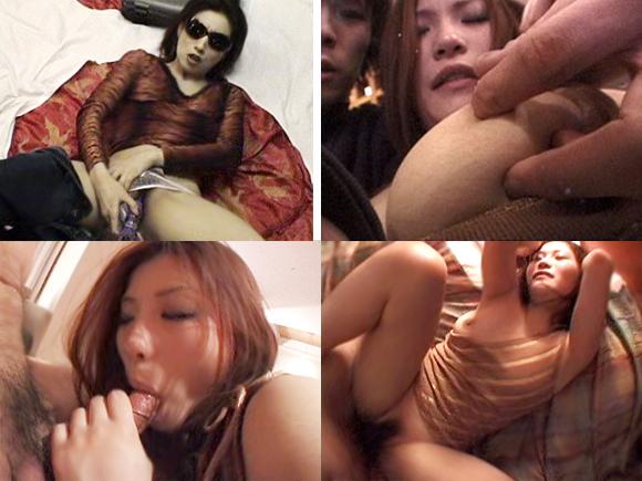 Gonzo Geki Atsu rich girl and her radical Baibuonani Breasts & Sunglasses